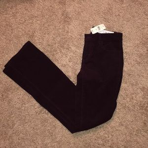 LOFT Pants - Loft Modern Boot cut corduroy pants